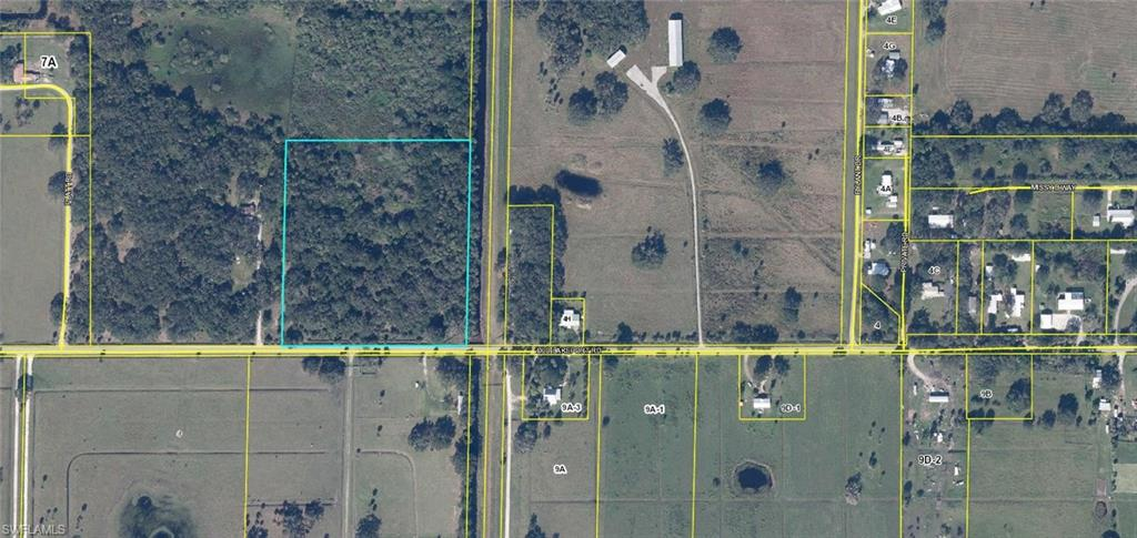 Old Lakeport Road Property Photo - MOORE HAVEN, FL real estate listing