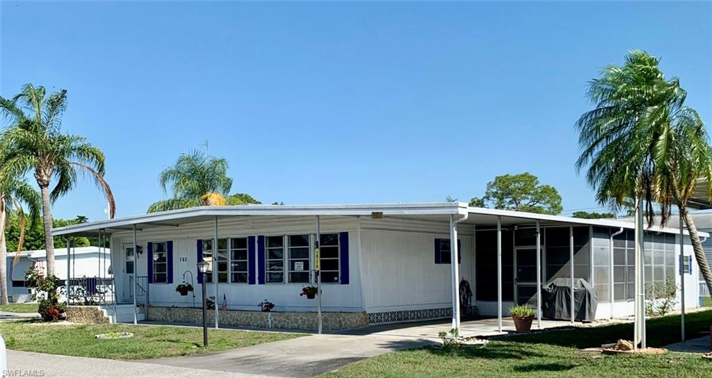 763 Knotty Pine Circle Property Photo - NORTH FORT MYERS, FL real estate listing