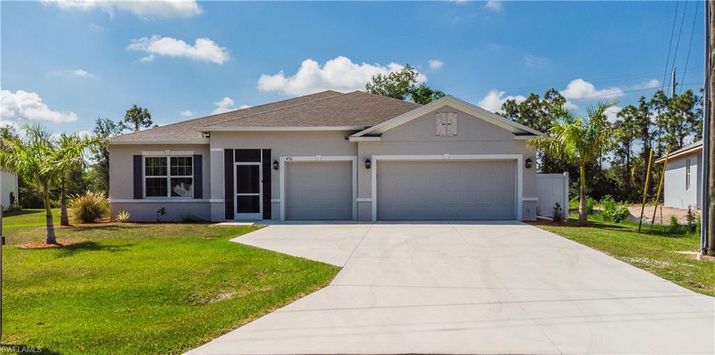 496 Encarnacion Street Property Photo - PUNTA GORDA, FL real estate listing
