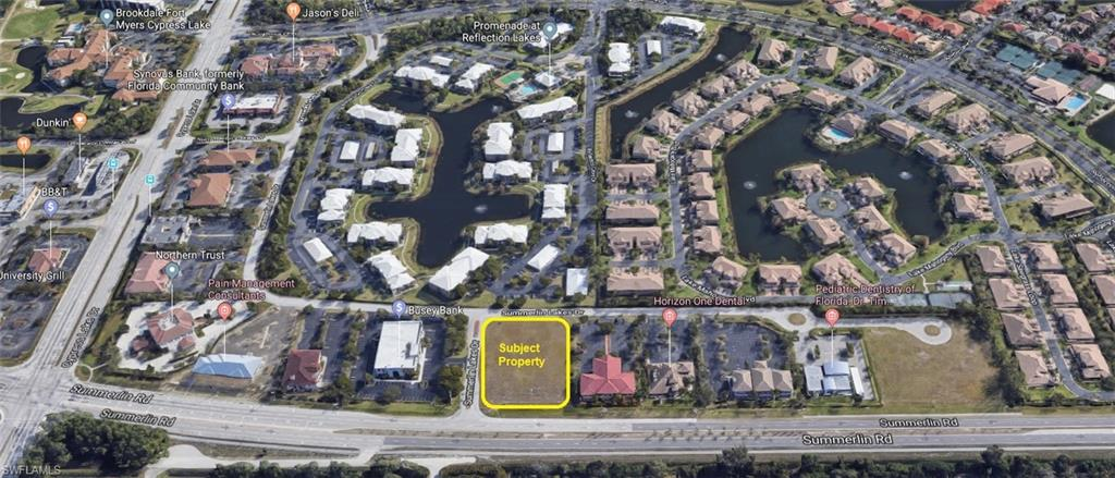 7990 Summerlin Lakes Drive Property Photo - FORT MYERS, FL real estate listing