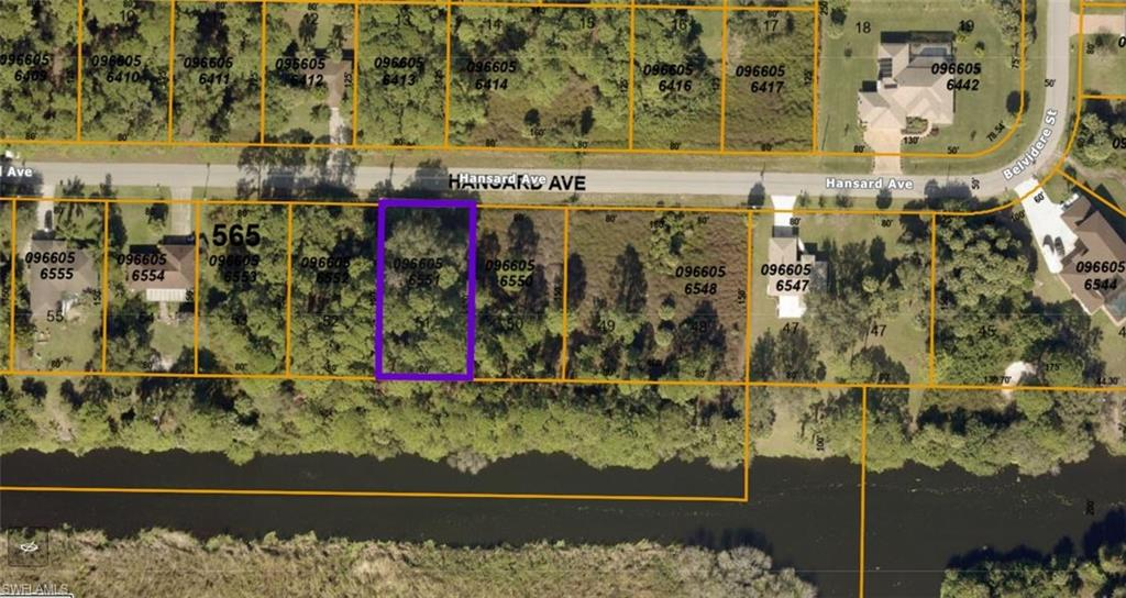 Hansard Avenue Property Photo - NORTH PORT, FL real estate listing