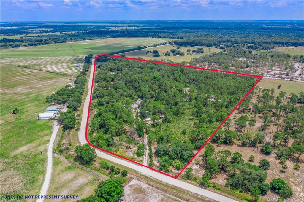 2901 Al Don Farming Road Property Photo - CLEWISTON, FL real estate listing
