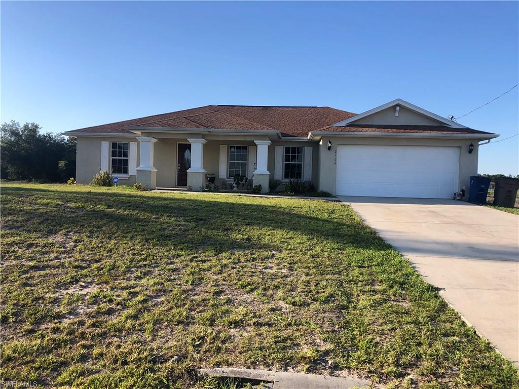 2702 40th Street SW Property Photo - LEHIGH ACRES, FL real estate listing