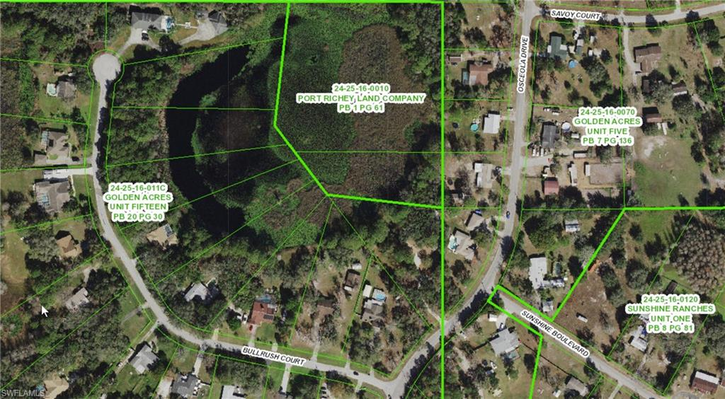 Osceola Drive Property Photo