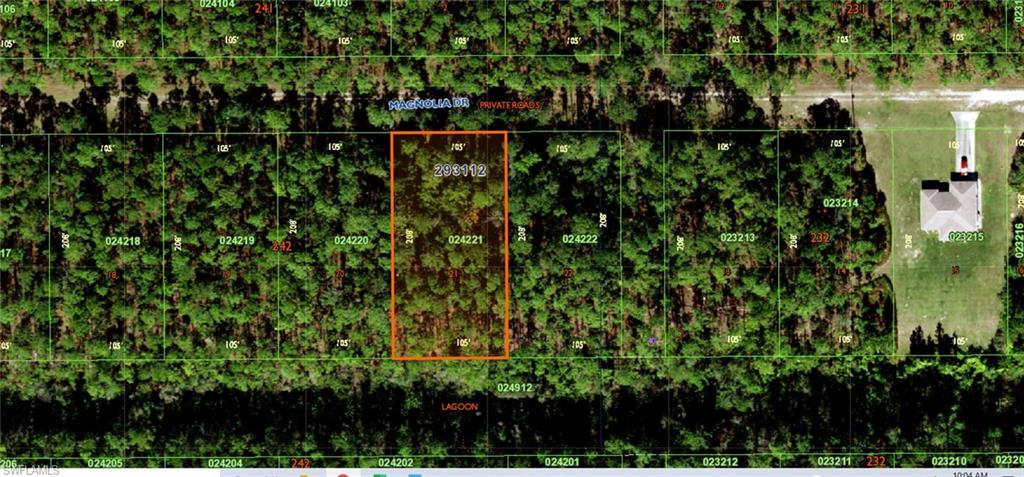 1103 Magnolia Drive Property Photo - INDIAN LAKE ESTATES, FL real estate listing