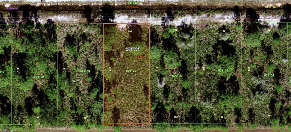 Japonica Avenue Property Photo - INDIAN LAKE ESTATES, FL real estate listing