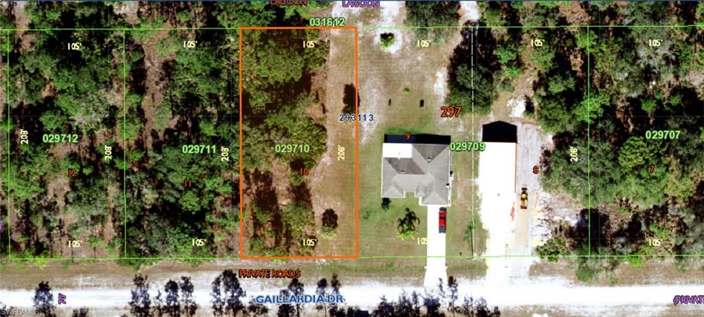1020 Gaillardia Drive Property Photo - INDIAN LAKE ESTATES, FL real estate listing
