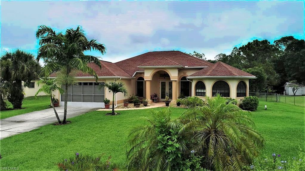 16 Mcarthur Avenue Property Photo - LEHIGH ACRES, FL real estate listing