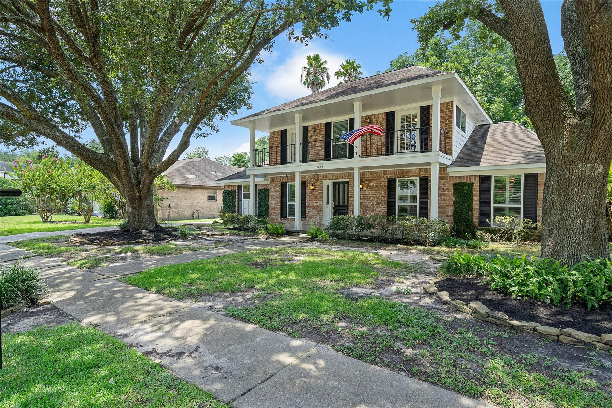 8914 Haverstock Drive Property Photo - Houston, TX real estate listing