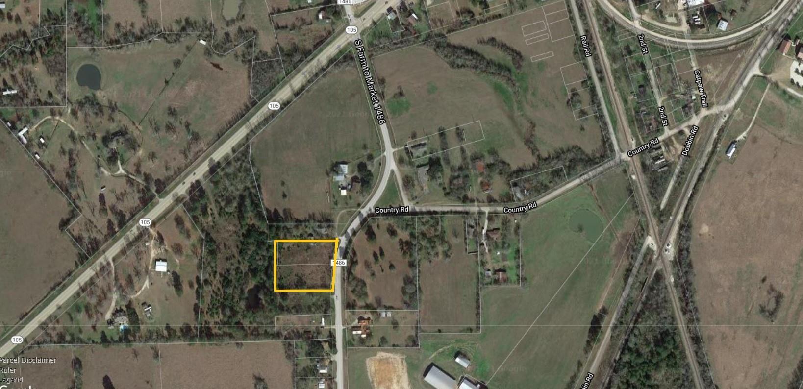 332 & 336 S FM 1486 Road Property Photo - Dobbin, TX real estate listing