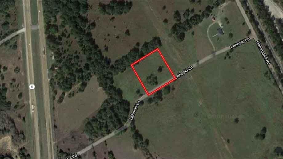 0 Franks-Tract 2 Road Property Photo - Calvert, TX real estate listing