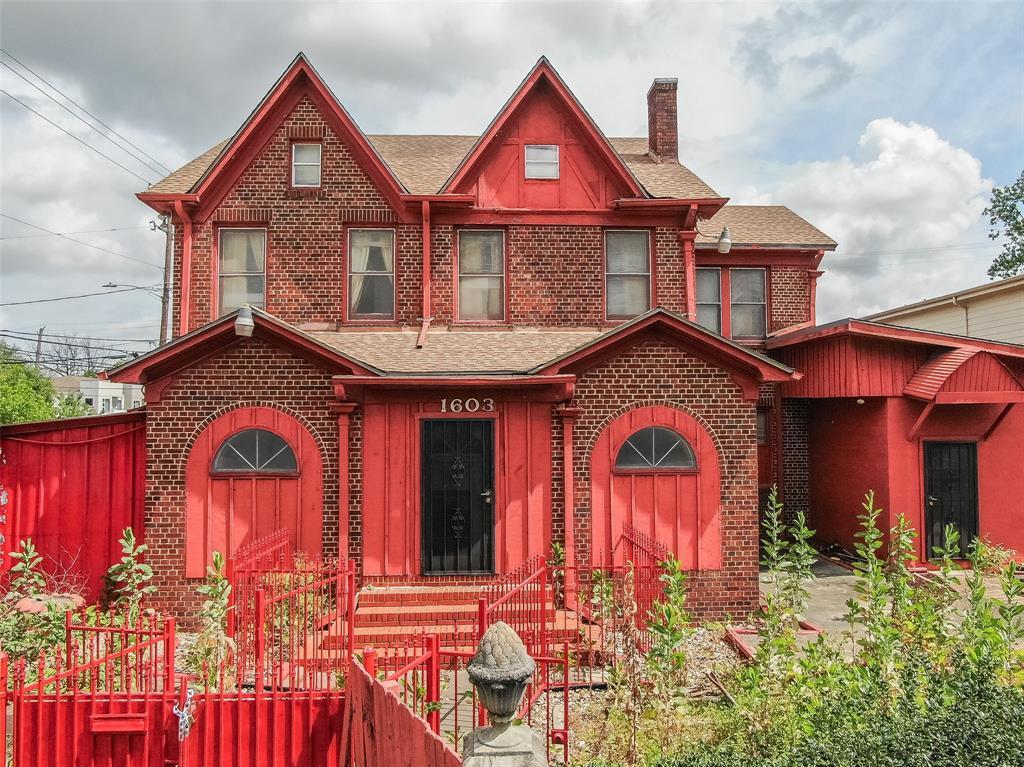 1603 Rosewood Street Property Photo