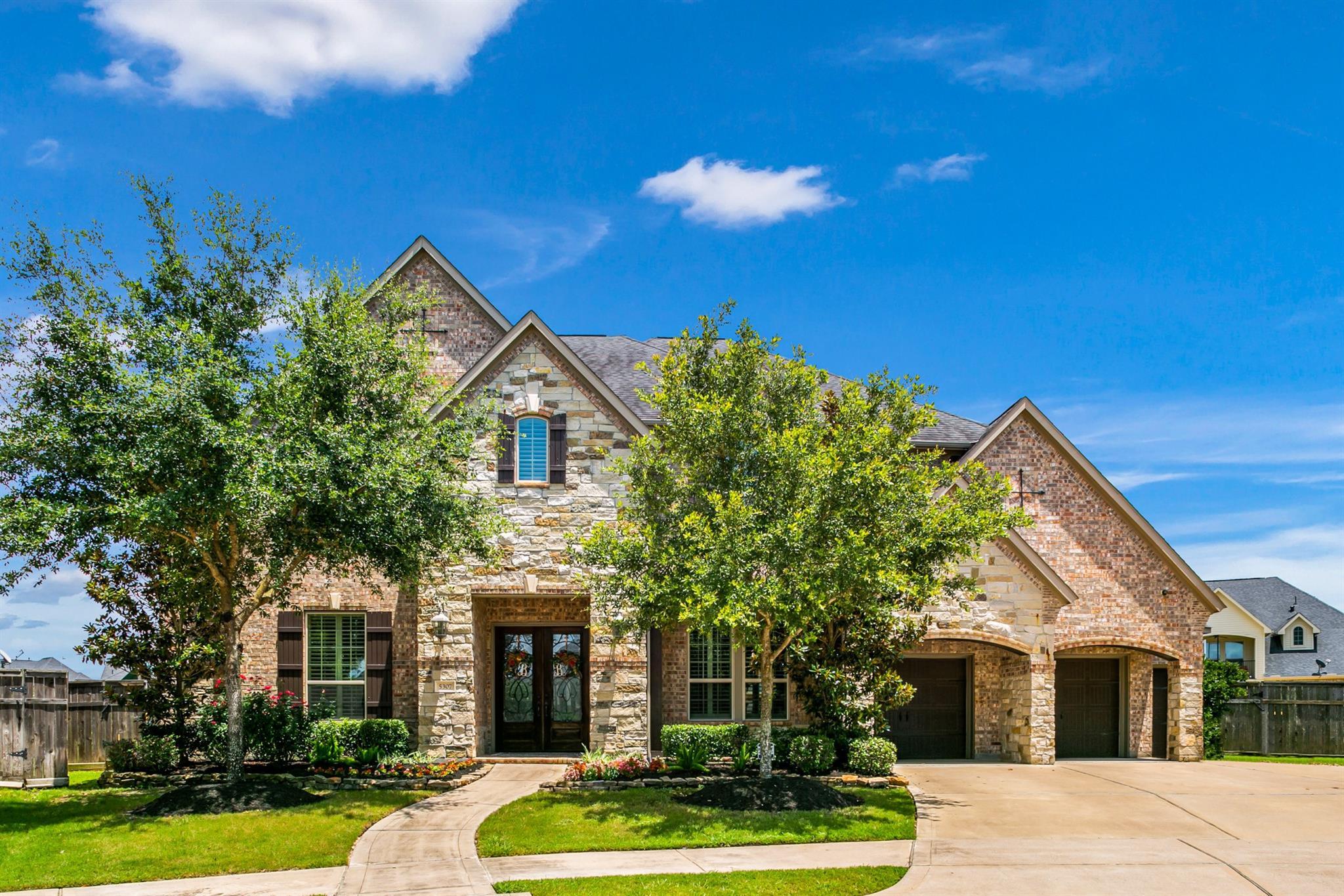 5307 Austin Springs Court Property Photo 1