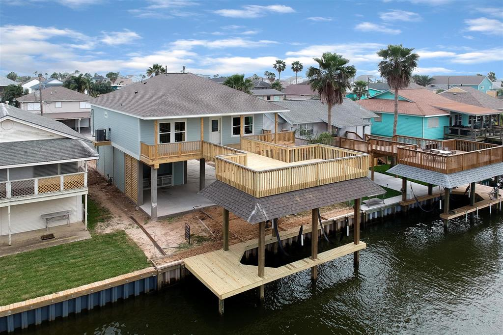 203 Barracuda, Bayou Vista, TX 77563 - Bayou Vista, TX real estate listing