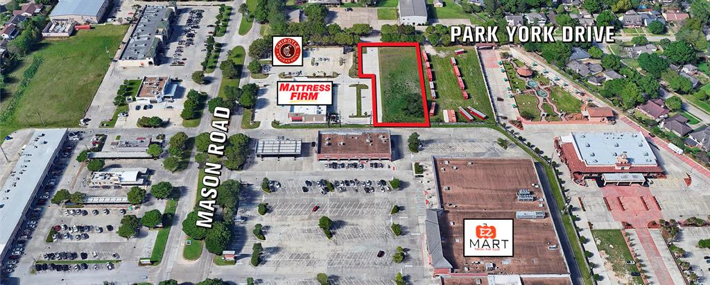 0 Park York Drive, Katy, TX 77450 - Katy, TX real estate listing