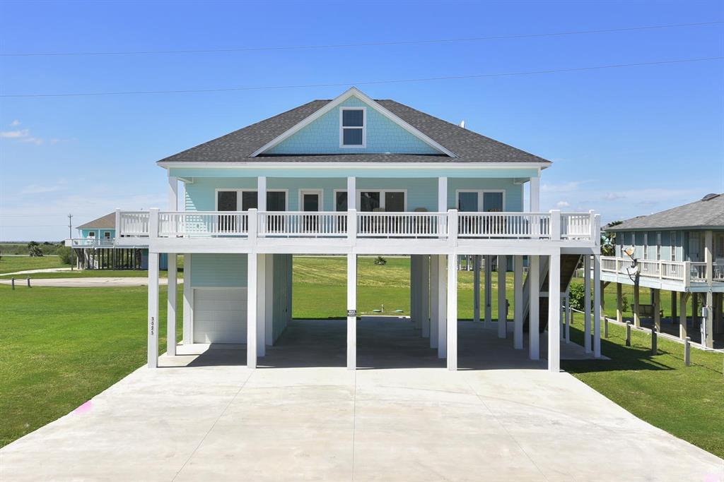 3025 Carioca Court Beach, Crystal Beach, 77650 - Crystal Beach, real estate listing
