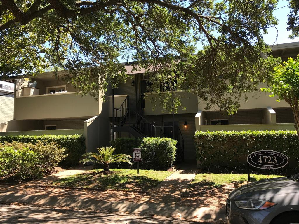 4723 Aftonshire Drive Property Photo - Houston, TX real estate listing