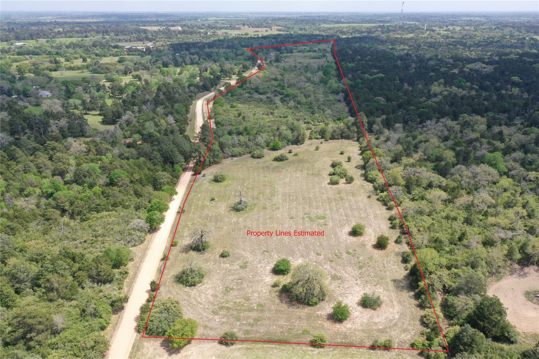 0000 Hall Road Fm 1094 Property Photo - Cat Spring, TX real estate listing
