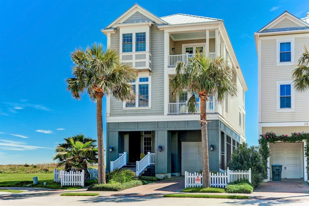 1809 Seaside Drive Property Photo - Galveston, TX real estate listing