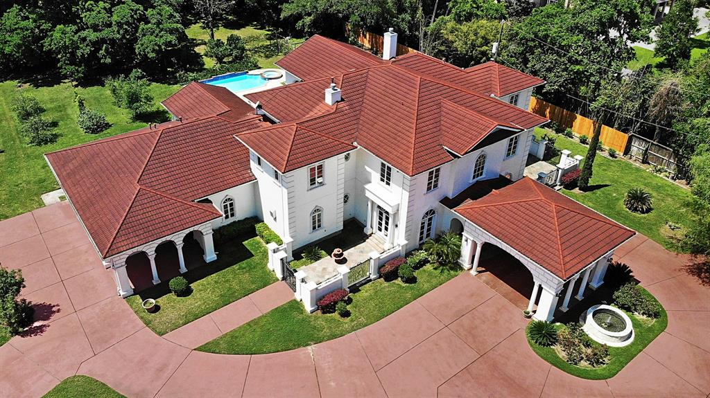 1 E Rivercrest Drive Property Photo - Houston, TX real estate listing