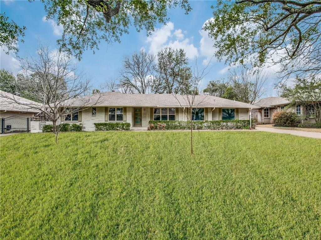 7206 Northaven Road Property Photo - Dallas, TX real estate listing