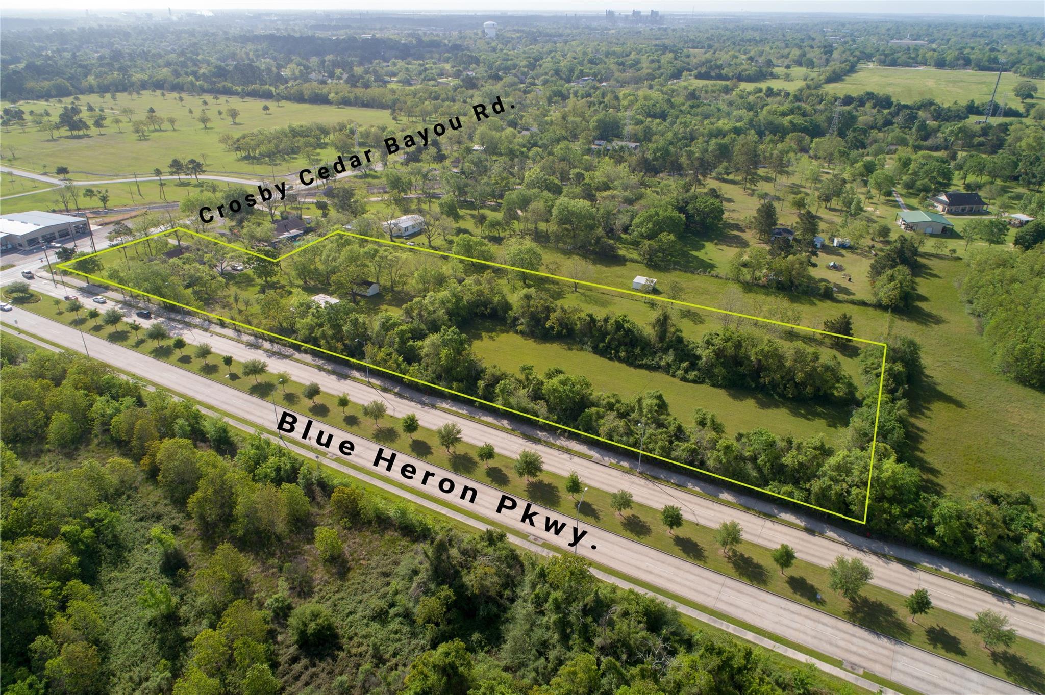 4419 Crosby Cedar Bayou Rd Property Photo - Baytown, TX real estate listing