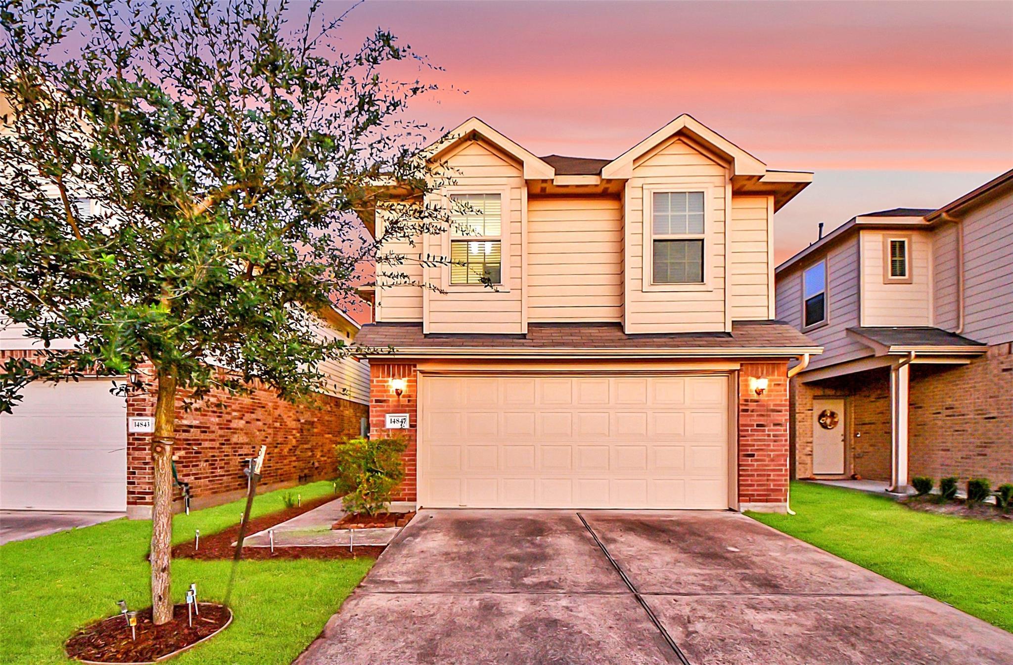 14847 Swansea Harbor Lane Property Photo - Houston, TX real estate listing
