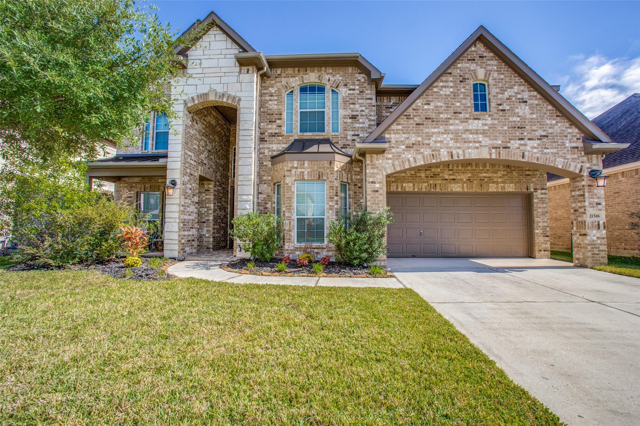 21518 Hales Hunt Court Property Photo - Spring, TX real estate listing