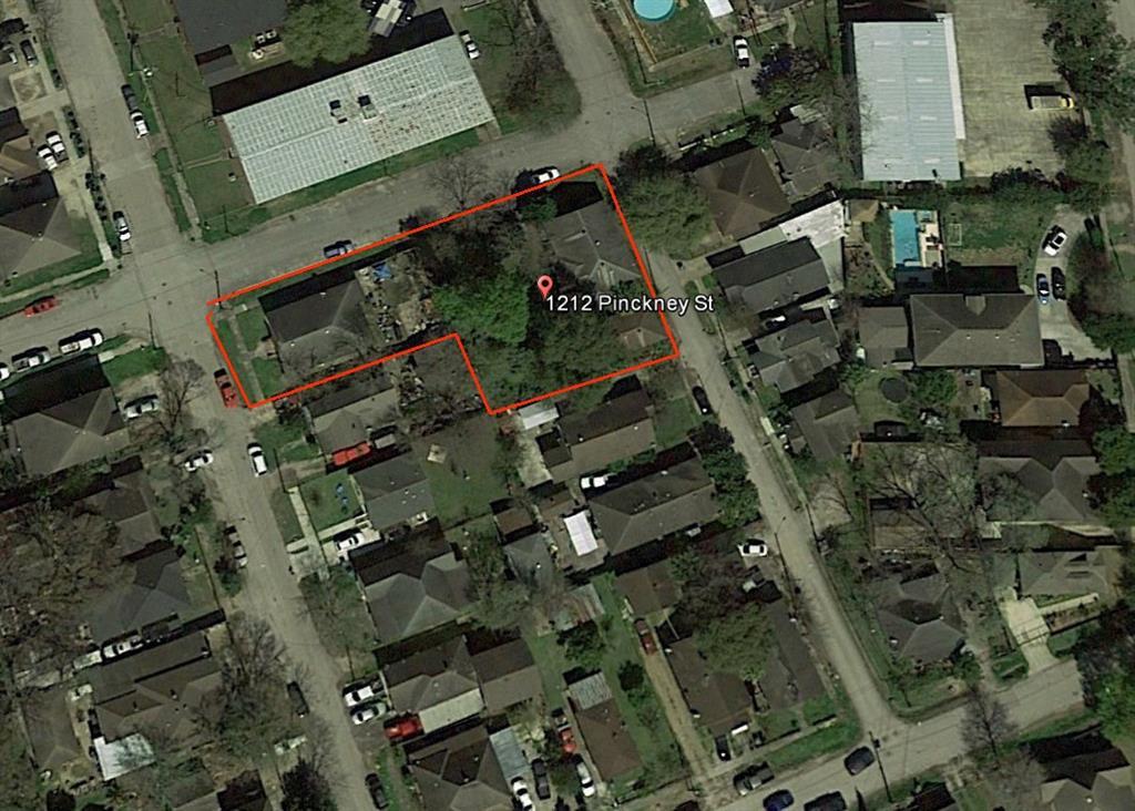 1212 Pinckney Street, Houston, TX 77009 - Houston, TX real estate listing