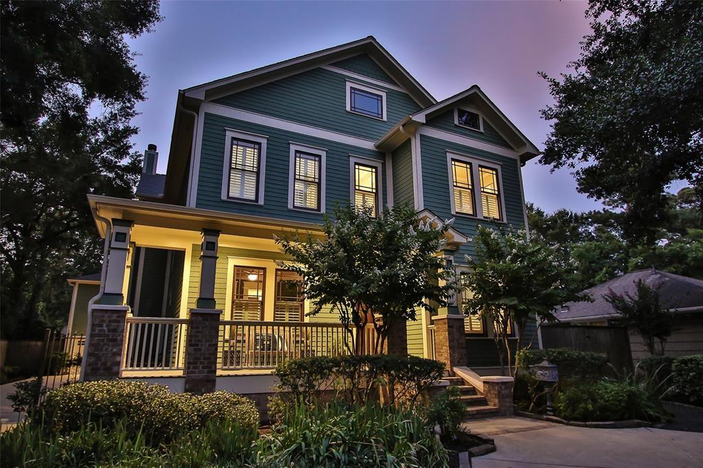 886 41st Street, Houston, TX 77018 - Houston, TX real estate listing