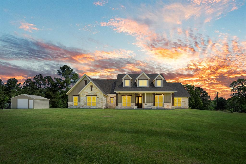 2386 County Road 1620, Crockett, TX 75835 - Crockett, TX real estate listing