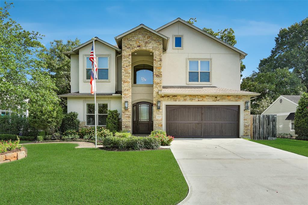 1312 Gardenia Drive Property Photo - Houston, TX real estate listing