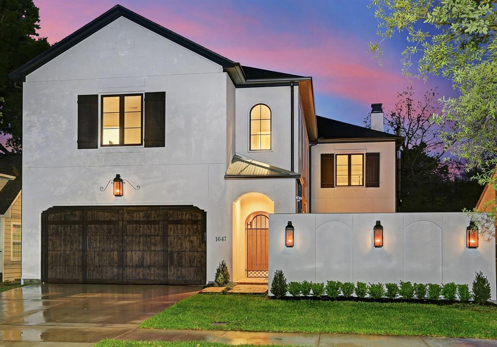 1647 Vassar Street Property Photo - Houston, TX real estate listing
