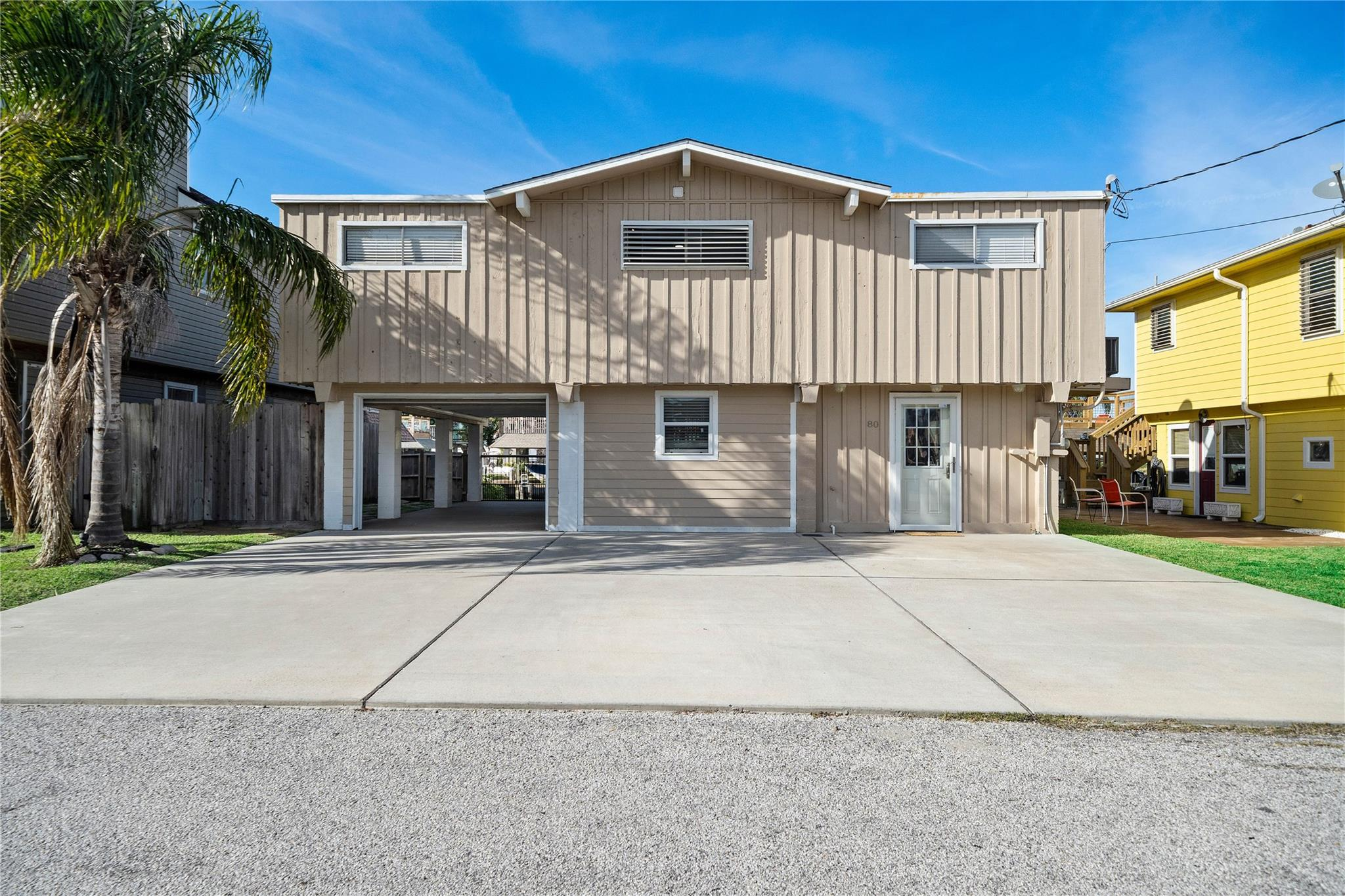 80 Tarpon Property Photo - Bayou Vista, TX real estate listing