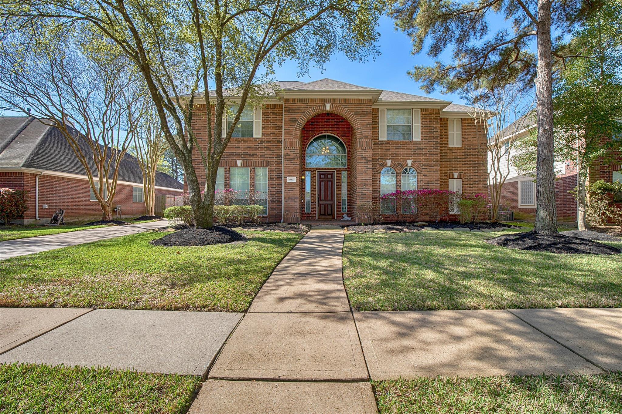 15807 Aberdeen Trails Drive Property Photo - Houston, TX real estate listing