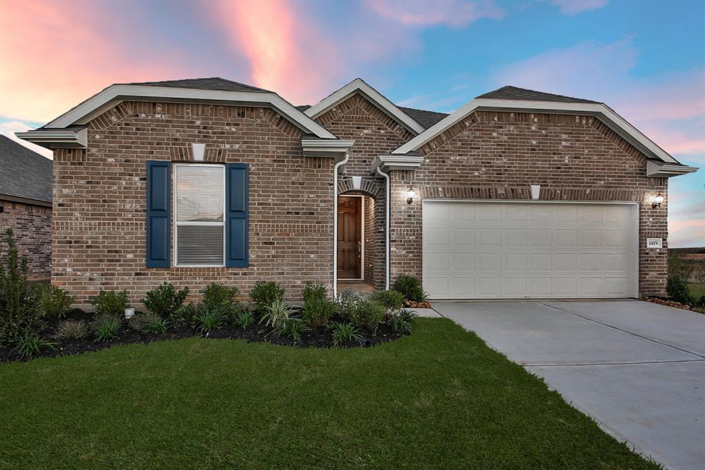 1419 Buffalo Woods Court, Katy, TX 77494 - Katy, TX real estate listing