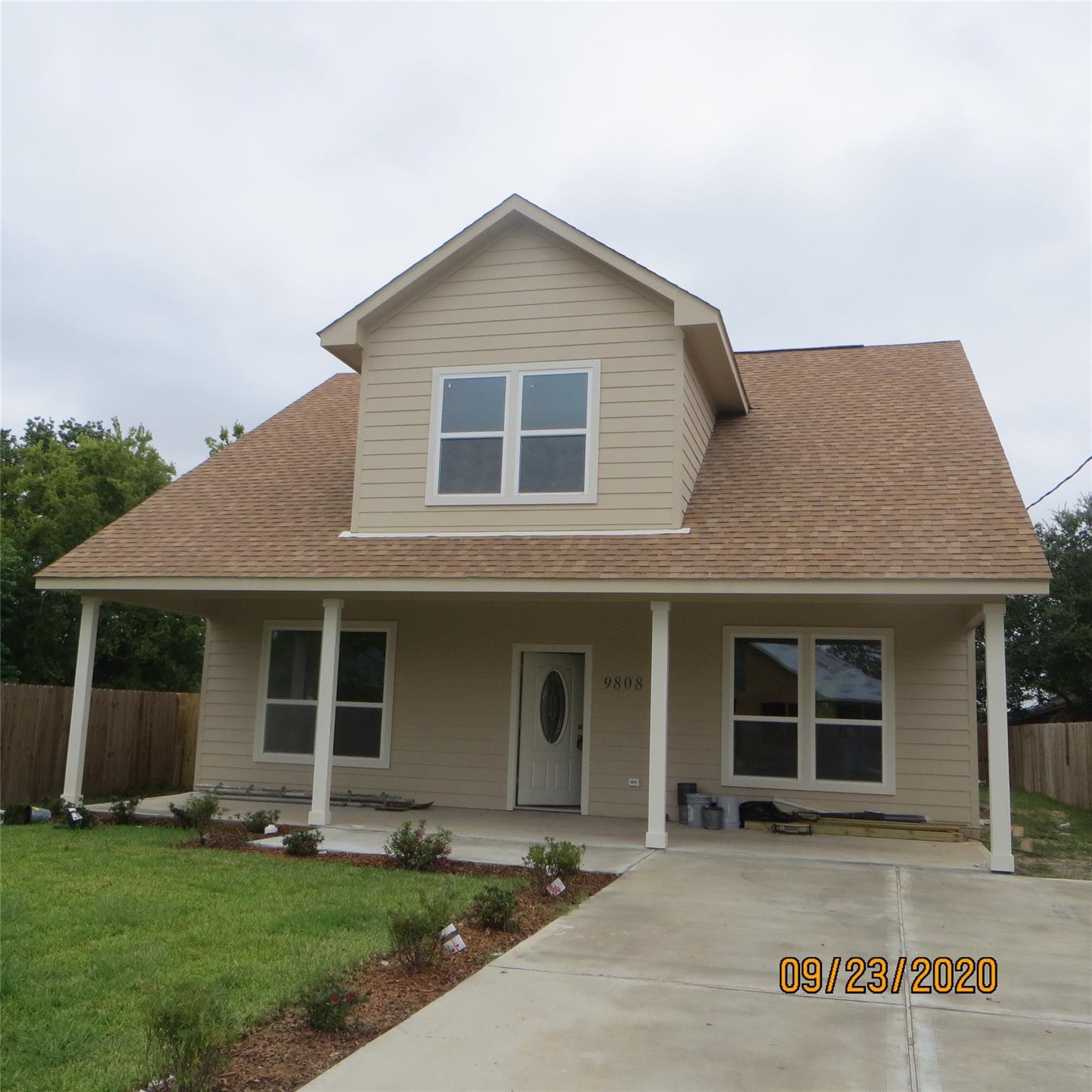 9808 Kerr Street Property Photo - Houston, TX real estate listing