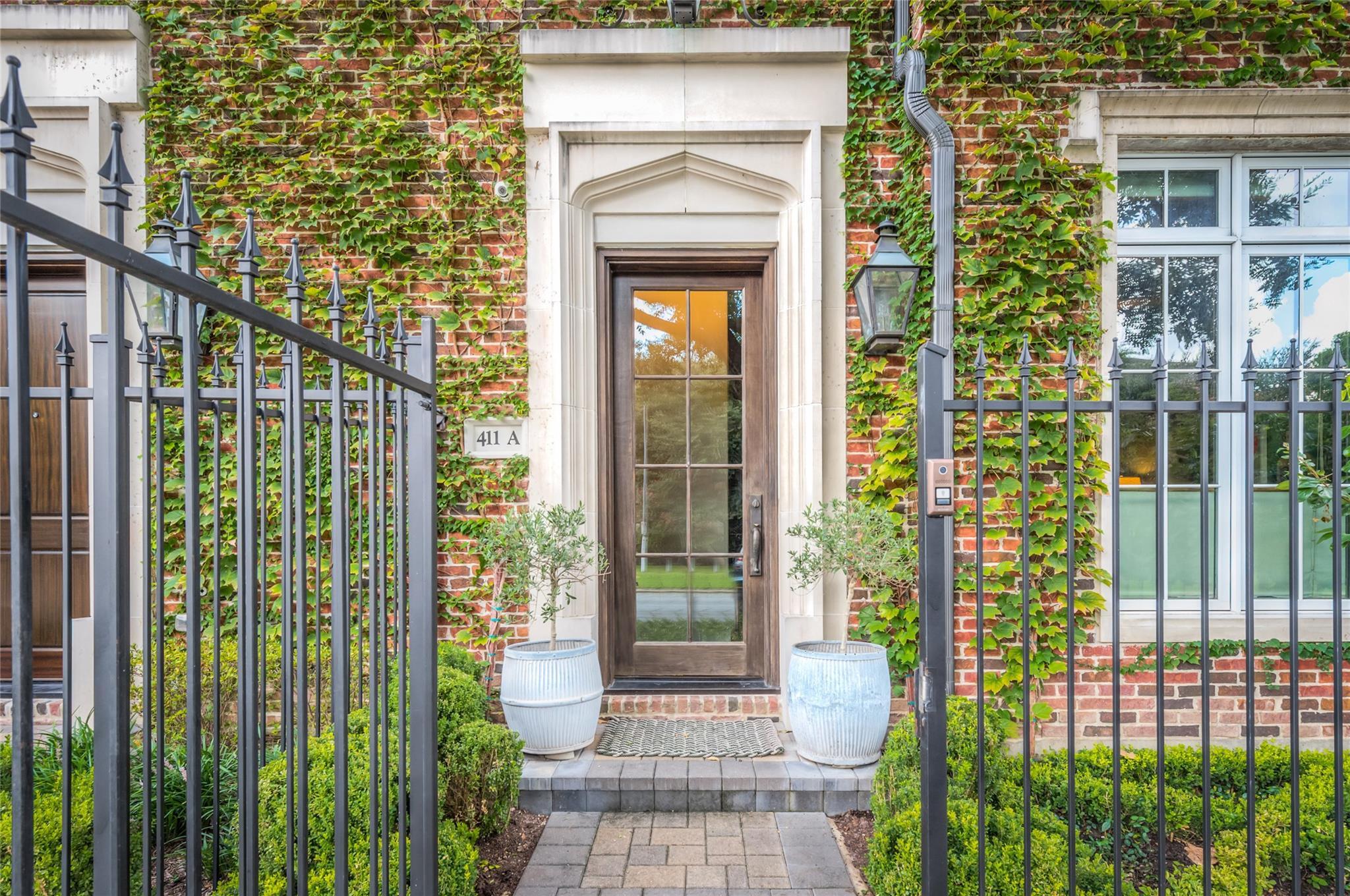 411 Lovett Boulevard #A Property Photo - Houston, TX real estate listing
