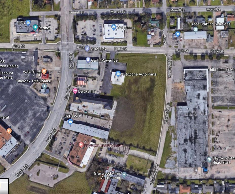 0 Park Street Property Photo - Baytown, TX real estate listing