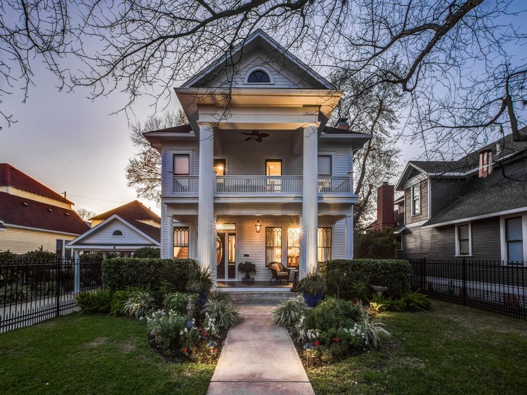 1537 Tulane Street, Houston, TX 77008 - Houston, TX real estate listing