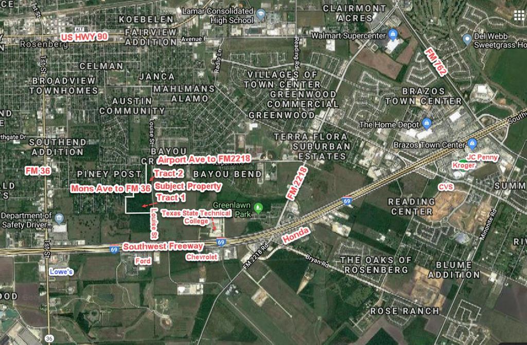 0 Airport Avenue, Rosenberg, TX 77471 - Rosenberg, TX real estate listing
