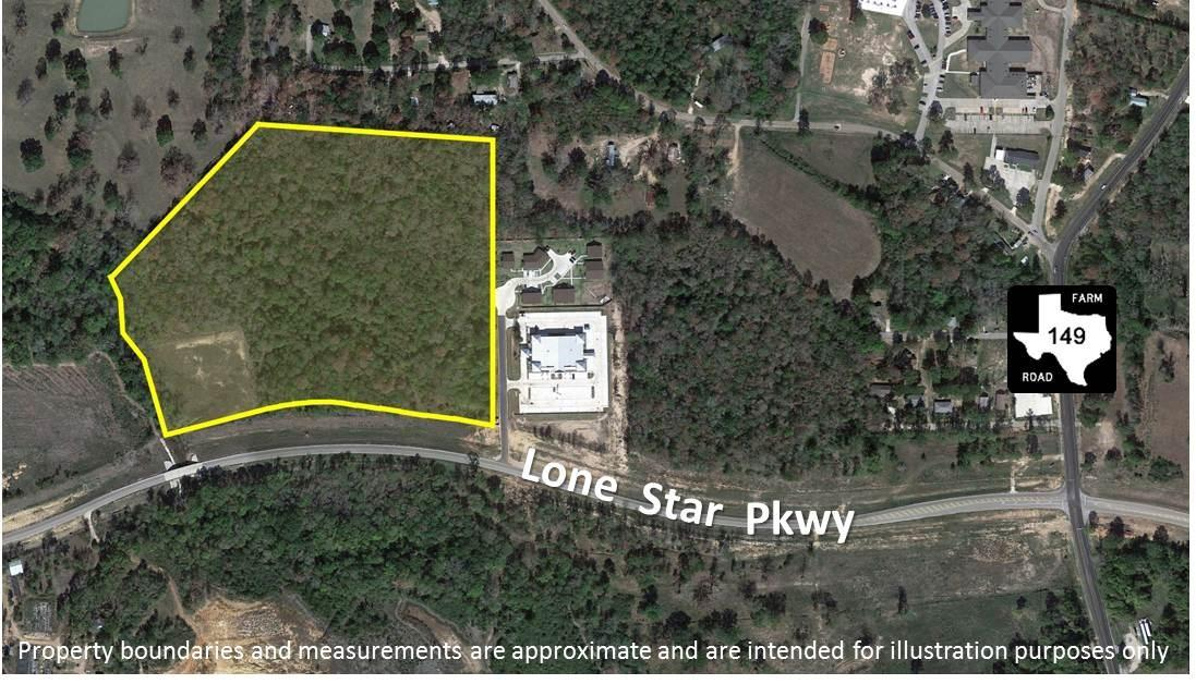 23AC Lone Star Parkway Property Photo - Montgomery, TX real estate listing