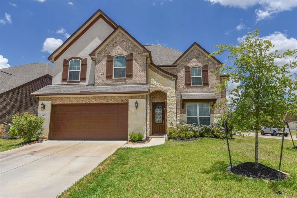 9402 Heath River Lane Property Photo - Cypress, TX real estate listing