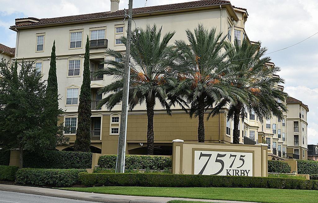 7575 Kirby Drive #1113 Property Photo - Houston, TX real estate listing