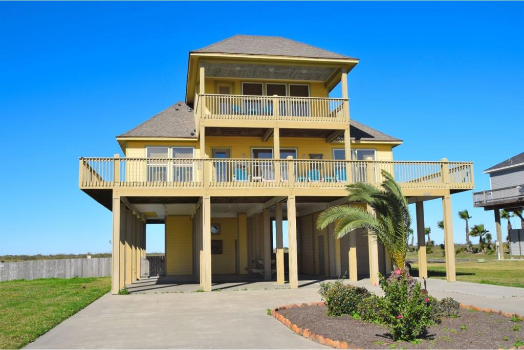 3637 Biscayne Beach Road Property Photo - Port Bolivar, TX real estate listing