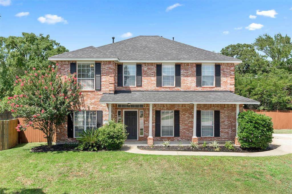 6209 Cromwell Court Property Photo - Bryan, TX real estate listing