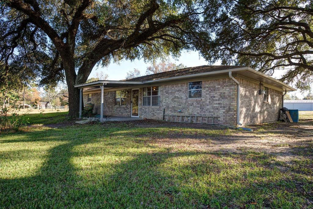 252 County Road 4290 Property Photo - Hillister, TX real estate listing