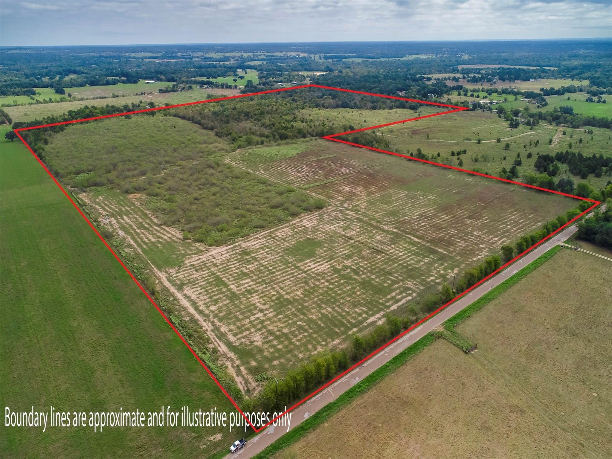 TBD (99.5 Acres) County Road 426 Property Photo - Dime Box, TX real estate listing