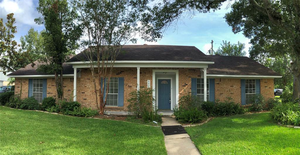 502 Seaway Drive Property Photo - El Lago, TX real estate listing