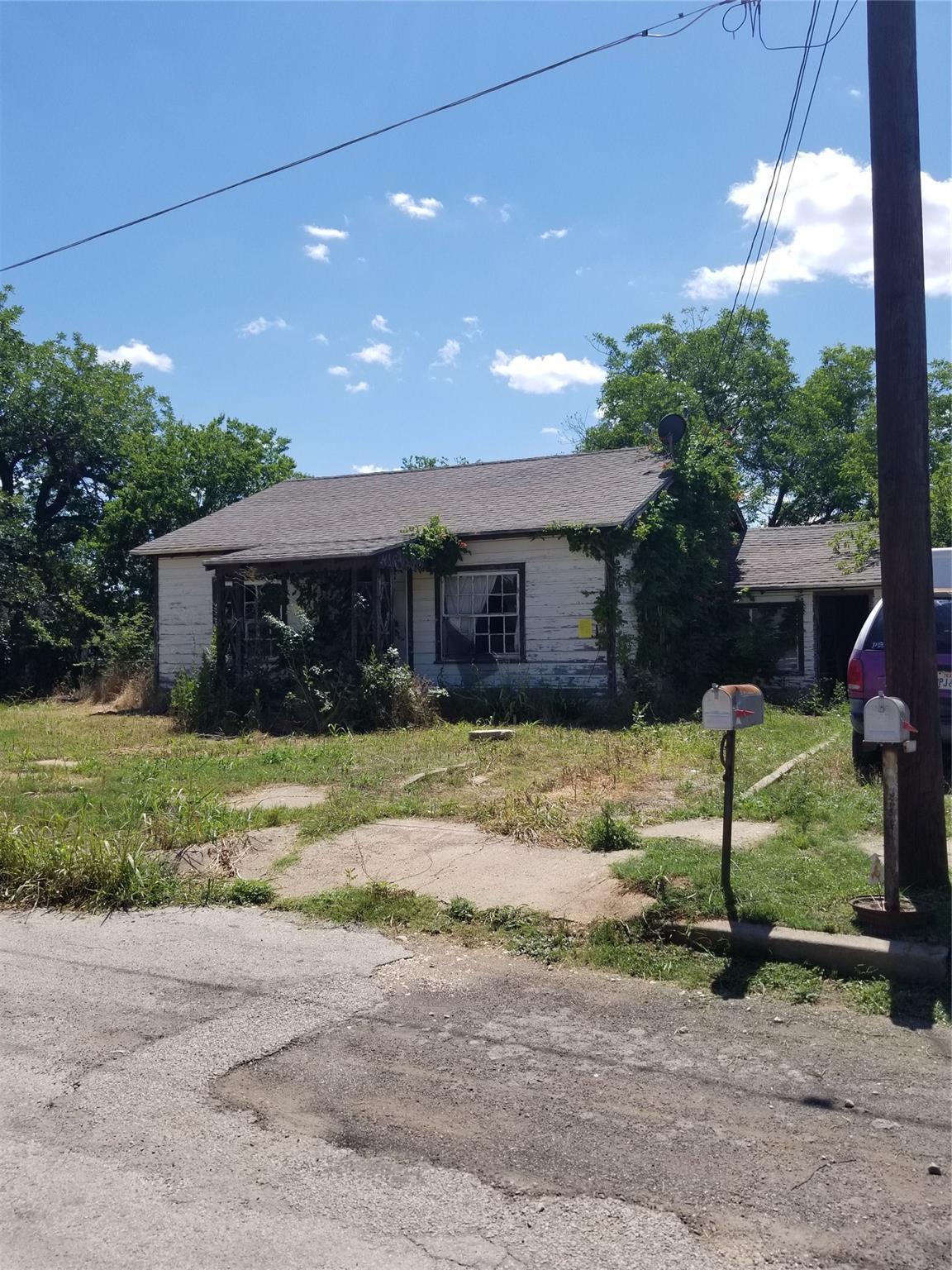 309 N Blanco Street Property Photo - Coleman, TX real estate listing